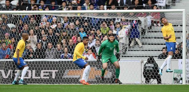 Cássio na seleção: goleiro deve ficar fora do jogo Corinthians x Fluminense