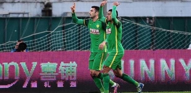 Ralf defendeu Beijing Guoan nos últimos dois anos e quer permanecer na China