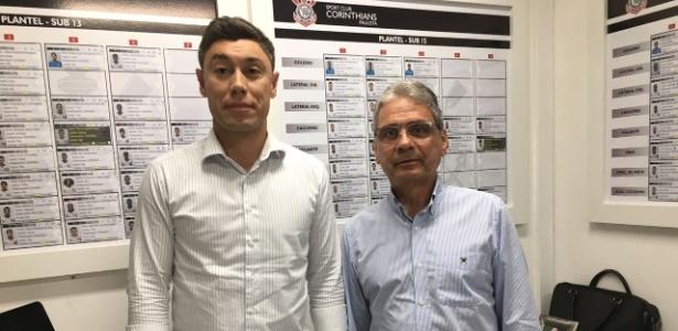 Yamada e Nei Nujud comandam a base do Corinthians e querem trazer chinês sub-19