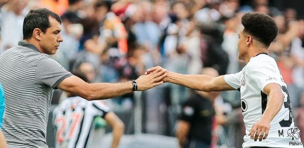 Carille aposta em Marquinhos Gabriel para a próxima temporada