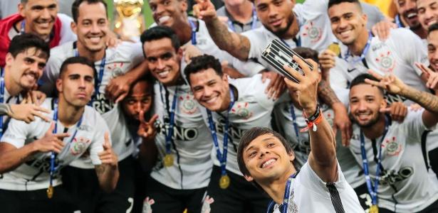 Corinthians foi o campeão brasileiro deste ano
