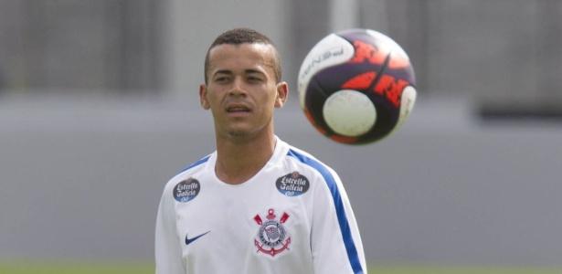 Luidy treinou no Corinthians até abril deste ano e tem contrato até o fim de 2019