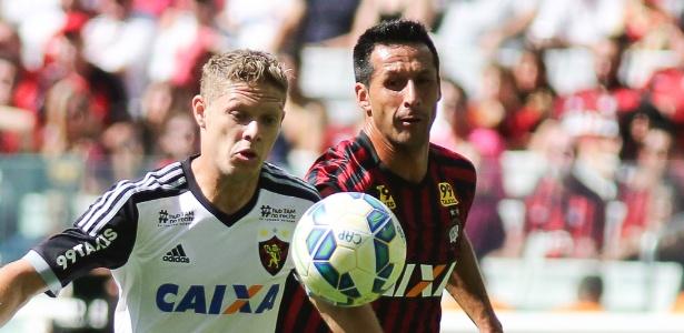 Marlone voltará a defender o Sport depois de duas temporadas