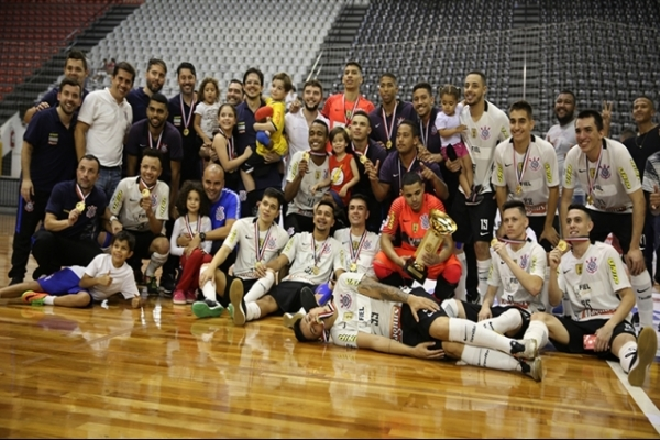 De virada, Corinthians/UNIP Sub-20 vence AABB e conquista título Estadual