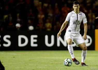 Balbuena - Jogo - Corinthians