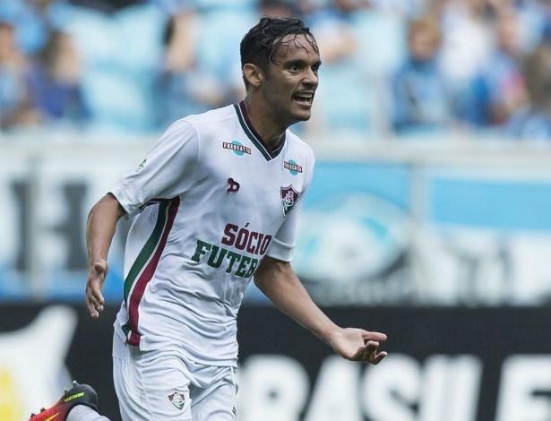 Gustavo Scarpa renovou o seu contrato com o Fluminense