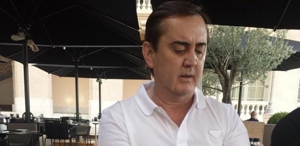 Agente com mais clientes no Corinthians, Garcia tem feito negócios no SP