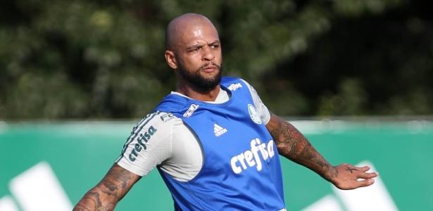 Felipe Melo teve suspensão aumentada de uma para duas partidas