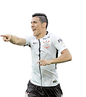 Balbuena - Elenco do Corinthians