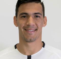 Balbuena - Elenco do Corinthians