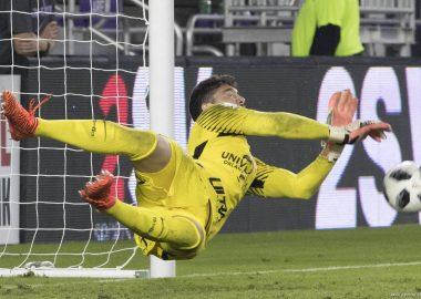 Caique França - Corinthians x PSV
