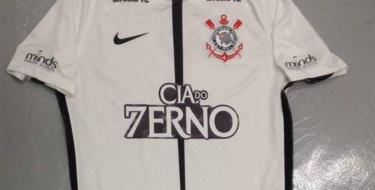 Camisa Corinthians - Jogo do Hepta