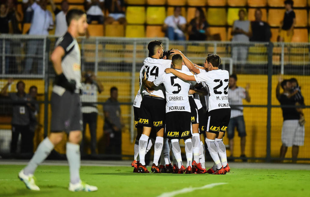 Corinthians 2 x 1 Ferroviária