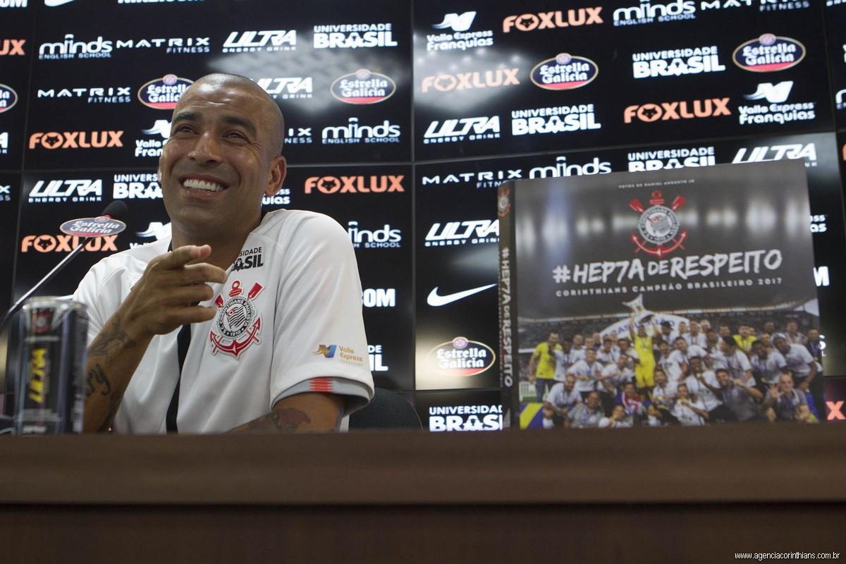 Emerson - Entrevista - Corinthians