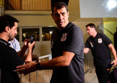 Fabio Carille - Corinthians 0 x 1 Ponte Preta