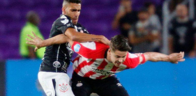 Gabriel - Corinthians x PSV