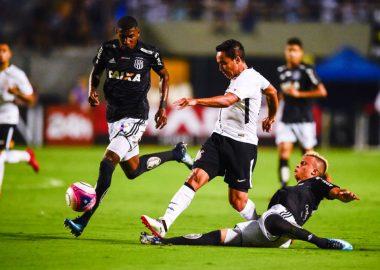 Jadson - Corinthians 0 x 1 Ponte Preta