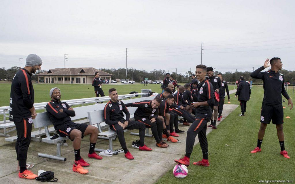 Jogadores - Florida - Corinthians