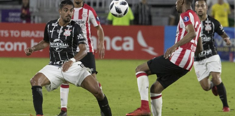 Jr Dutra - Corinthians x PSV