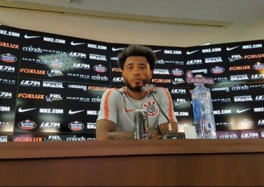 Kazim - Corinthians - Entrevista