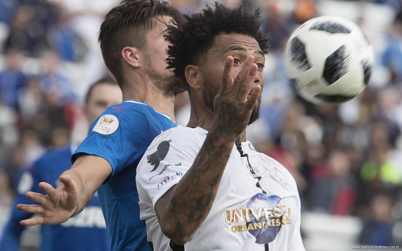 Kazim - Corinthians x Rangers
