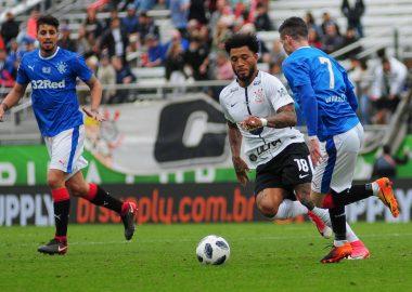 Kazim - Rangers 4 x 2 Corinthians