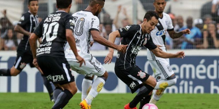 Rodriguinho - Corinthians x Ponte Preta