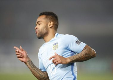 Alex Teixeira - China