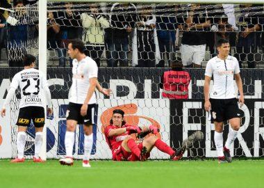 Cassio - Corinthians 0 x 1 São Bento