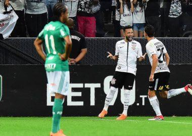 Corinthians 2 x 0 Palmeiras