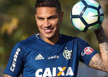 Guerrero - Flamengo