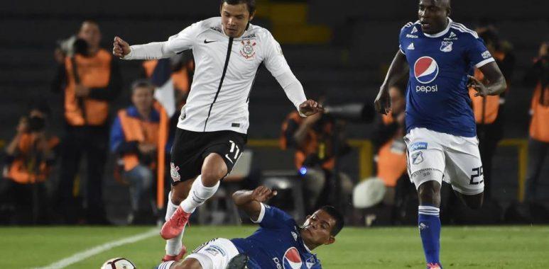 Romero - Millonarios 0 x 0 Corinthians
