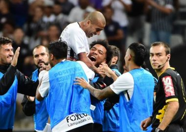 Emerson - Corinthians 1 x 0 Mirassol