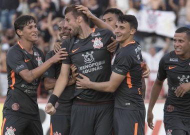 Jogadores - Botafogo 0 x 2 Corinthians