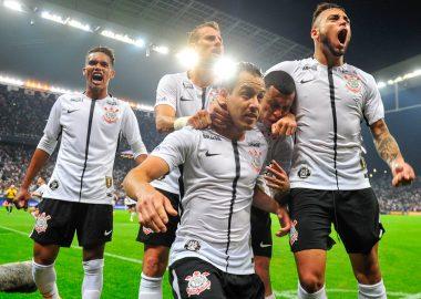 Jogadores - Corinthians - Gol