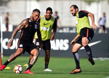 Kazim - Danilo - Corinthians