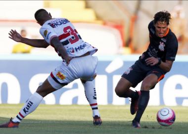 Matheus Vital - Botafogo 0 x 2 Corinthians