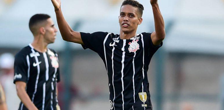 Pedrinho - Bragantino 3 x 2 Corinthians