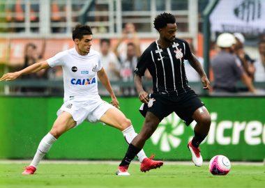 Rene Jr - Santos 1 x 1 Corinthians
