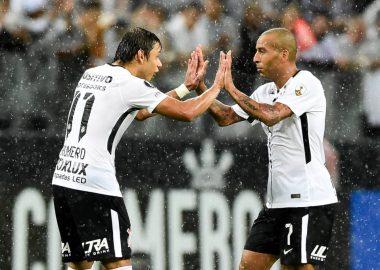 Romero - Sheik - Corinthians