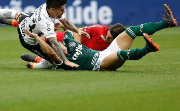 Ficha Técnica  Corinthians 0 x 1 Palmeiras 61e1ba8429c13
