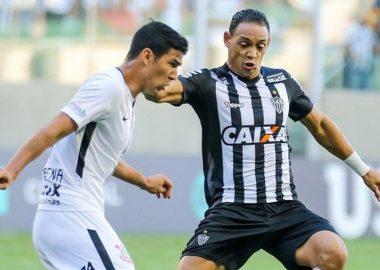 Balbuena - Atlético-MG 1 x 0 Corinthians