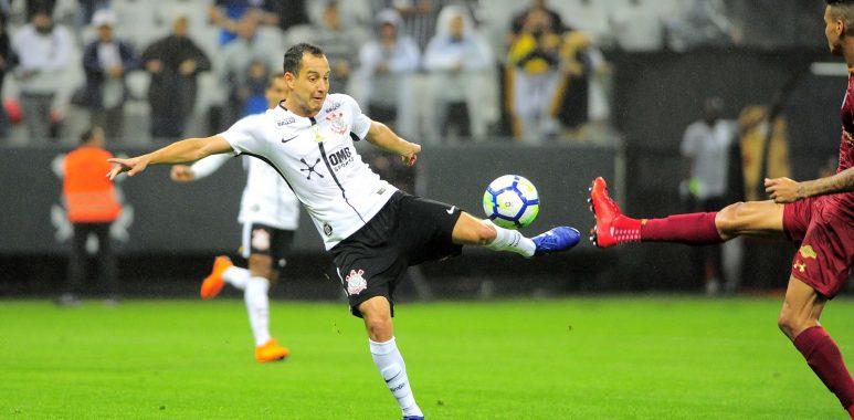 Rodriguinho Corinthians x Paraná