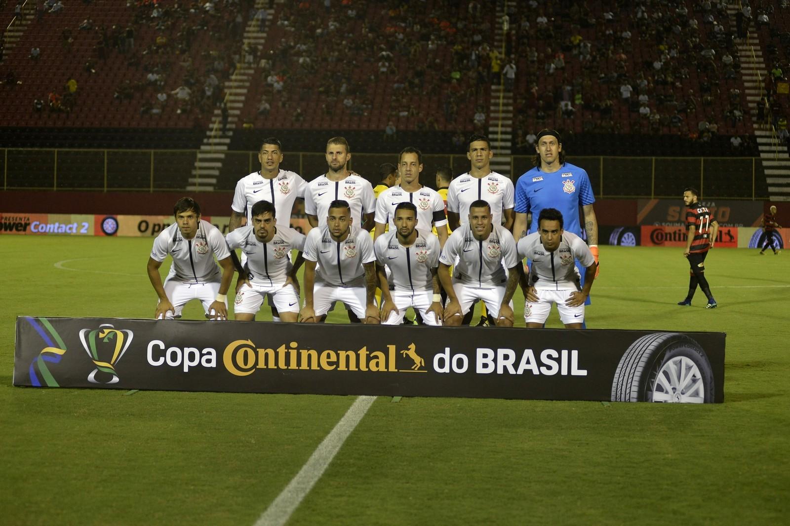 Vitória 0 x 0 Corinthians - Copa do Brasil 2018