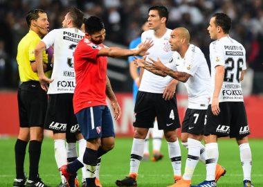 Corinthians 1 x 2 Independiente - Libertadores