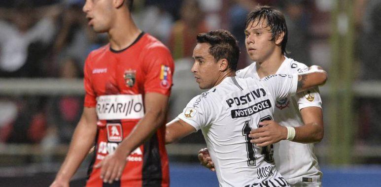Corinthians 7 x 2 Lara - Libertadaores 2018
