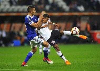 Pedrinho - Corinthians 0 x 1 Millonarios