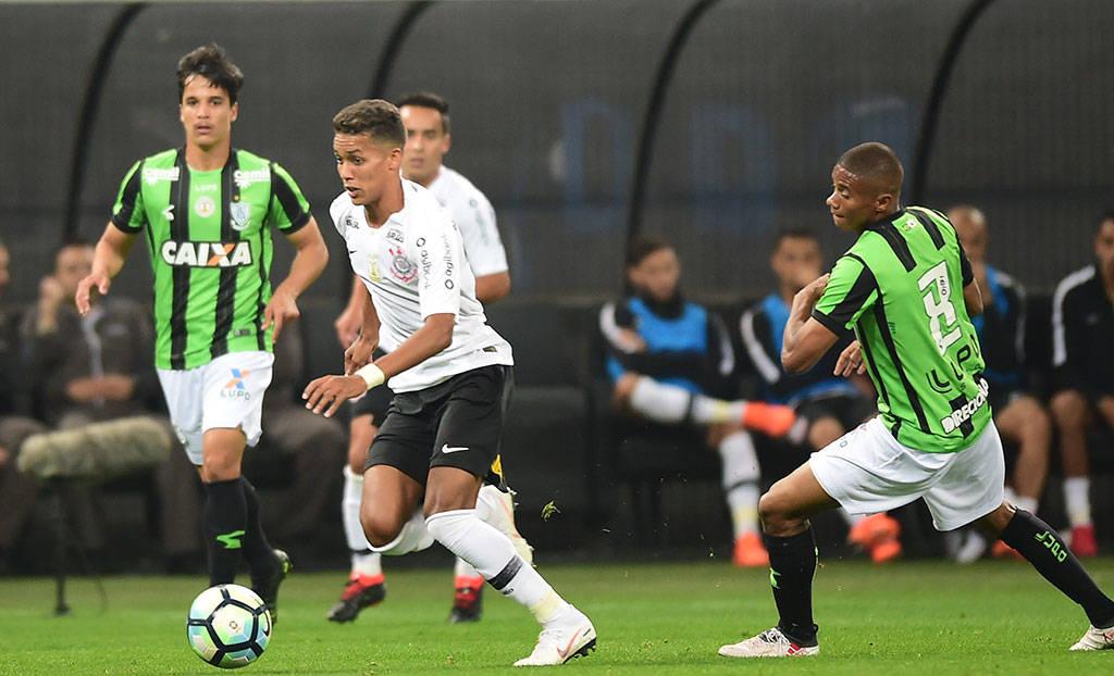 Pedrinho - Corinthians 1 x 0 América-MG