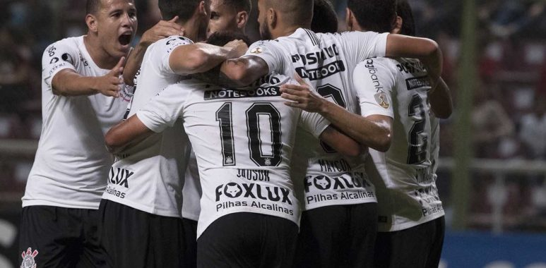 Jogadores Corinthians