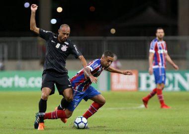 Roger - Bahia 1 x 0 Corinthians